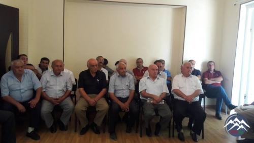 GAK-da professor Mədəd Çobanovun 80 illik yubleyi qeyd olunub