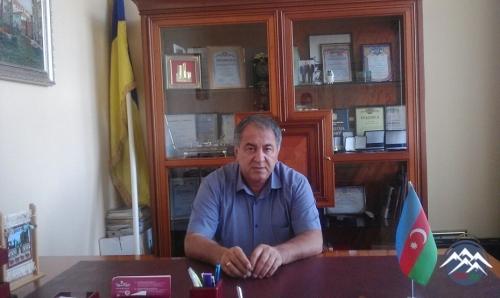 Kamandar Bayramov: