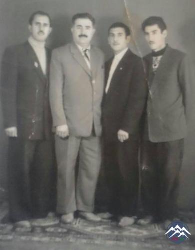 Ruhun Şad olsun, Əli Bayram oğlu Əliyev!..