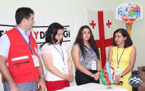 """""""Salam"""" Mədəni Xeyriyyə Cəmiyyətinin növbəti xeyriyyə tədbiri"""