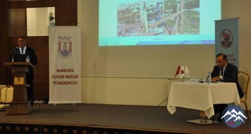 Tanınmış alim Türkiyədə keçirilən beynəlxalq konqresdə iştirak edib