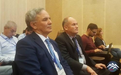 MŞ sədri Avropa Mətbuat Şuraları Alyansının illik toplantısında iştirak edi ...