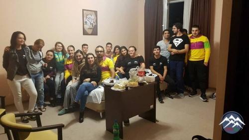 Marneuli gəncləri Soçidə keçirilən festivala qatılıblar
