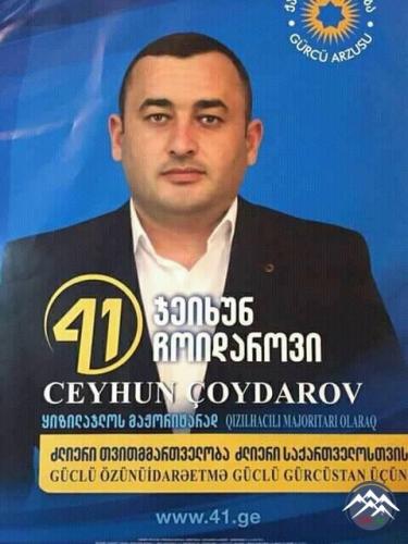 Deputatlığa namizəd Ceyhun Çoydarovun həyatında təhlükə yoxdur