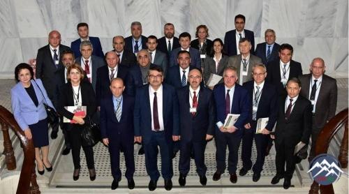 AzTU-nun rektor əvəzi Xalıq Yahudov İstanbulda keçirilən seminarda iştirak edib