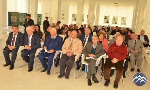 Sumqayıt Poeziya Evində tanınmış şair AĞASƏFA ilə görüş keçirilib