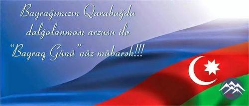 """9 noyabr – """"Milli bayraq günü""""dür!.."""