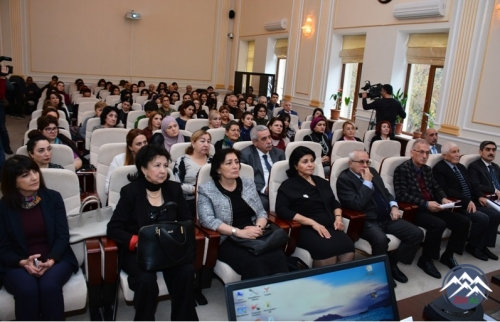 Herontologiya və heriatriya üzrə Beynəlxalq məktəbin açılış mərasimi keçirilib