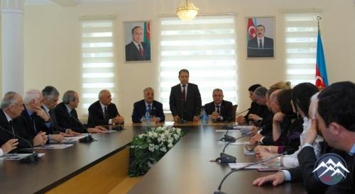 AzTU-da YAP ərazi ilk partiya təşkilatının idarə heyətinin genişləndirilmiş ...