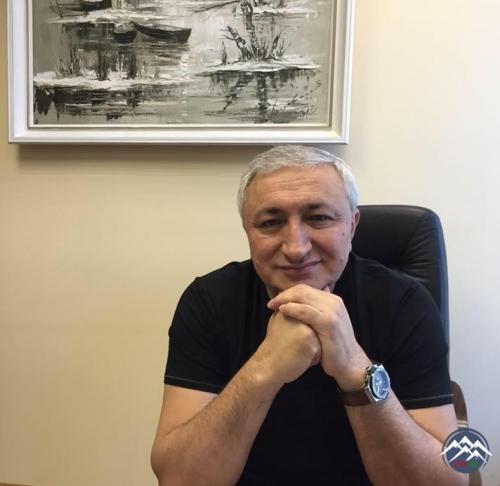 UCA ZİRVƏLƏRİ FƏTH EDƏN RABSON MƏMMƏDOV