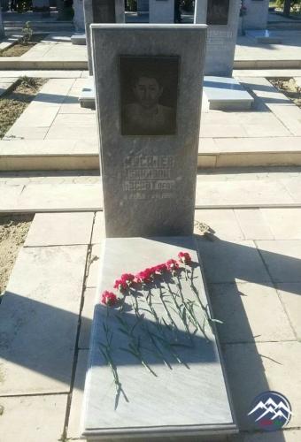 ŞƏHİD BİNƏLİ MUSAYEV SARACLI  (15.IX.1968-14.06.1994)