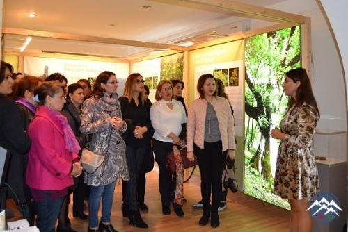 Botanika İnstitutu tərəfindən Respublika Uşaq-Gənclər İnkişaf Mərkəzinin əməkdaşlarına təlim keçirilib