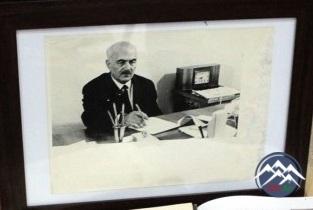 Görkəmli ədəbiyyatşünas alim Mirzağa Quluzadənin 110 illiyinə həsr olunmuş  ...