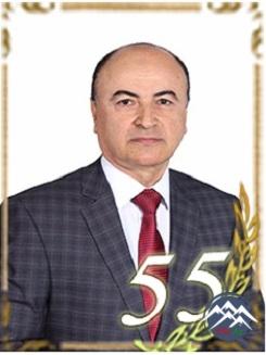 AMEA-nın müxbir üzvü Əminağa Sadıqovun 55 yaşı tamam olur