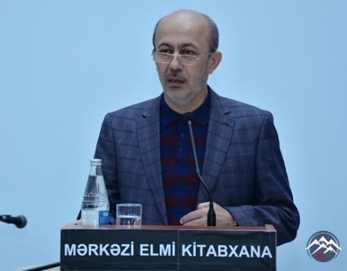 Akademik Vasim Məmmədəliyevin 75 illik yubileyinə həsr olunmuş tədbir keçirilib