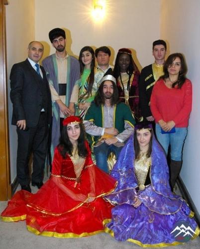 AzTU-da görkəmli Azərbaycan şairi Molla Pənah Vaqifin  300 illik yubileyi  qeyd olunub