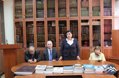 Azərbaycanın dünya miqyasında tanınmasında ulu öndər Heydər Əliyevin xidmətləri misilsizdir