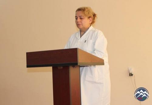 AMEA-nın Molekulyar Biologiya və Biotexnologiyalar İnstitutunda Ümummilli Lider Heydər Əliyevin anım günü qeyd olunub