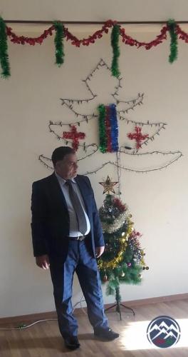 GAK Həmrəylik günü və Yeni il Bayramı münasibətilə tədbir keçirib
