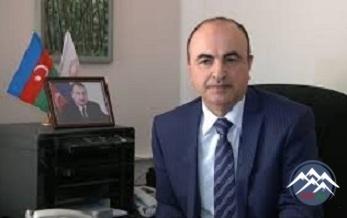 """""""Ziya"""" İnformasiya Mərkəzinin rəhbəri Müşfiq Borçalıya"""