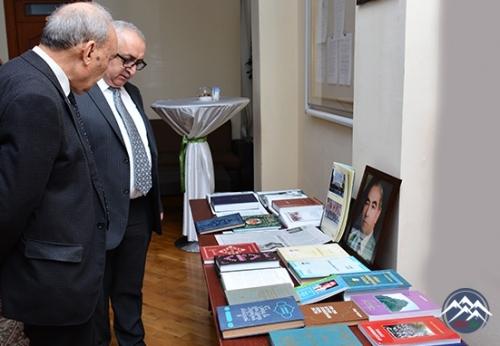 AMEA-nın müxbir üzvü Əliyar Səfərlinin 80 illiyinə həsr olunan respublika konfransı keçirilib