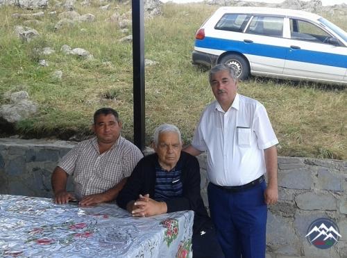 El ağsaqqalı PAŞA MƏMMƏDOV