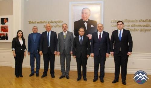 AzTU və Azərbaycan Respublikası Prezidenti yanında Bilik Fondu arasında əməkdaşlıq müqaviləsi imzalanıb