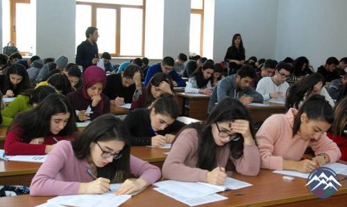 AzTU-da magistraturaya qəbulla bağlı sınaq imtahanları keçirilib