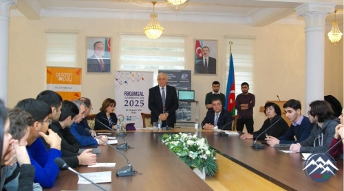 """AzTU-da """"Rəqəmsal Azərbaycan-2025"""" mövzusunda konfrans keçirilib"""