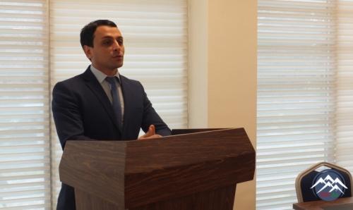 Gürcüstanın Marneuli şəhərində 20 Yanvar faciəsi qurbanlarının xatirəsi anılıb