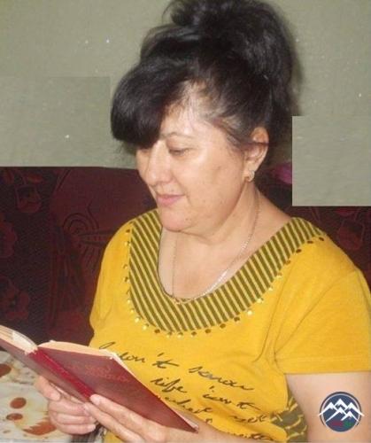 Gülxanım RZAZADƏ (1958):