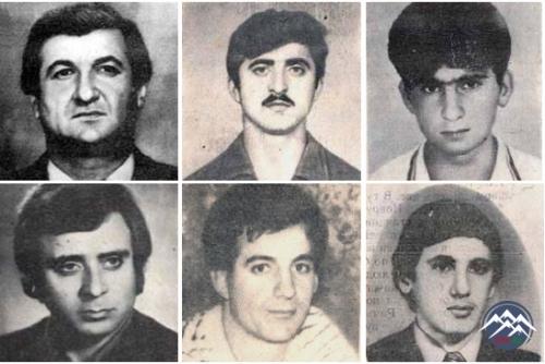 """""""20 Yanvar"""" faciəsində şəhid olan Gürcüstan azərbaycanlıları"""