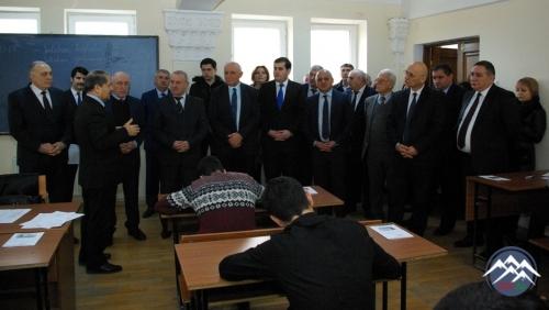AzTU-da Aşıq qapı günü və Mediatur təşkil olunub