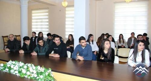 AzTU-da 2 Fevral - Azərbaycan Gənclər Gününə həsr olunmuş təntənəli tədbir keçirilib