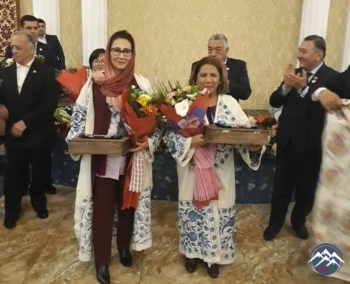 """Azərbaycan nümayəndə heyəti """"Əlişir Nəvai – 577"""" konfransında iştirak etdilər"""