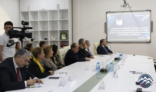"""""""Əlişir Nəvai və Azərbaycan ədəbiyyatı"""" mövzusunda beynəlxalq elmi konfrans"""
