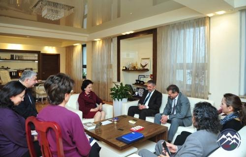 AzMİU Türkiyənin Ardahan Universiteti ilə əməkdaşlıq edəcək