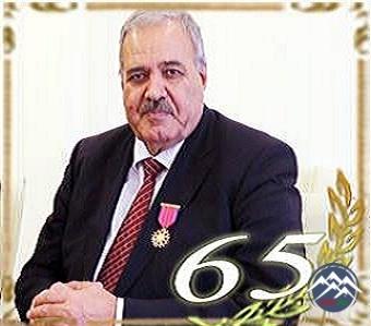 AMEA-nın müxbir üzvü Kamran Əliyevin 65 yaşı tamam olur