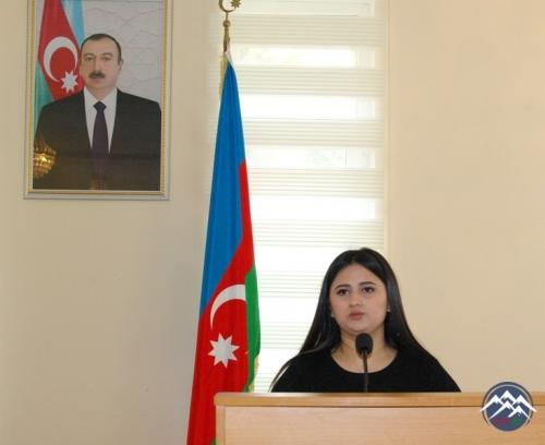 AzTU-da 31 Mart-Azərbaycanlıların Soyqırımı Gününün 100 illiyi ilə əlaqəli anma tədbiri keçirilib
