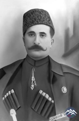 1918-ci il Mart Soyqrımının qisasını alan Borçalı bəyi İsrafil bəy Acalov