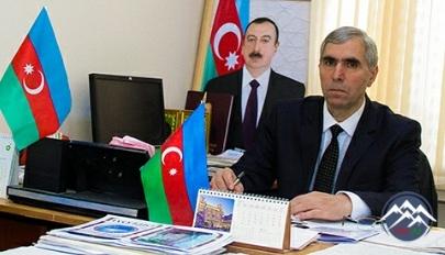 Professor BAYRAM İBRAHİMOV