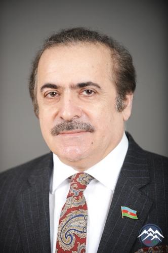 """Akademik Rafael Hüseynov:  """"Cümhuriyyət qurucularına borcları qaytarmaq məq ..."""