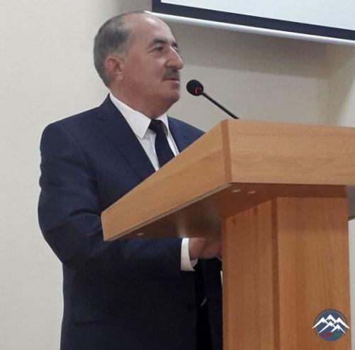 Azərbaycan Universitetində Axısqa türkləri ilə görüş keçirilib