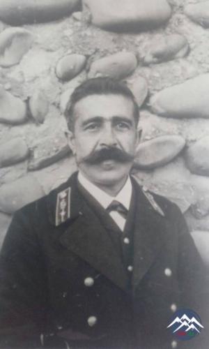 Mirzə Rza Əlizadə (1875-1942)