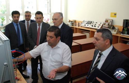 AzTU və Yüksək Texnologiyalar Parkı arasında əməkdaşlıq memorandumu imzalanıb