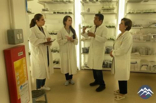 AMEA Botanika İnstitutu beynəlxalq əməkdaşlıqları uğurla davam etdirir
