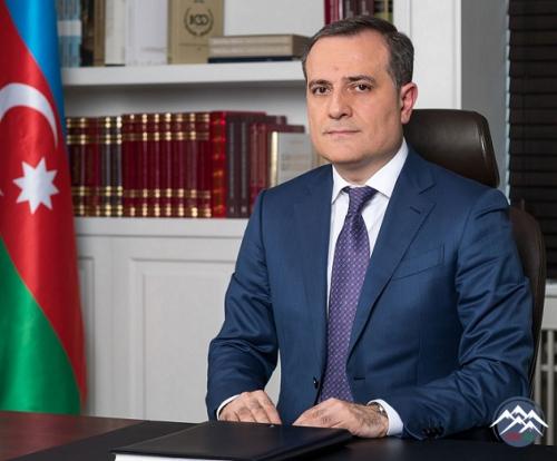 """Təhsil naziri Ceyhun Bayramovun """"Bilik günü"""" münasibəti ilə təbriki"""
