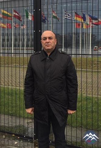 """""""Saakaşvili artıq Gürcüstana yaxınlaşır... Nə """"Gürcü arzusu"""", nə də İvanaşvili Saakaşvilinin gəlişinə mane ola bilər"""" - Azərbaycanlı deputat"""