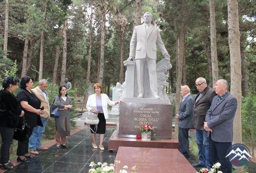 """""""5 oktyabr – Müəllimlər günü""""nə həsr olunmuş tədbir keçirilmişdir"""