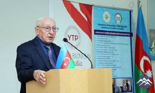 AMEA Yüksək Texnologiyalar Parkı ilə Azərbaycan Texniki Universiteti arasında əməkdaşlığa dair Niyyət Sazişi imzalanıb